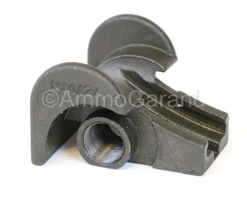 M1 Garand M1A Rear Sight Upgrade Kit for National Match use with NM/2A Rear Base, NM Windage Knob and Hooded Aperture
