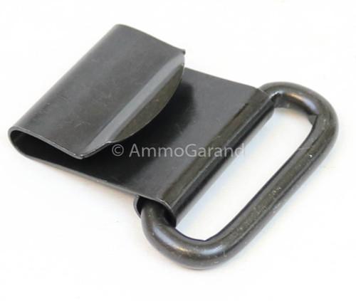 Web Sling J Hook for M1 Garand M1A M14 M16 1903 Slings USGI Reparked