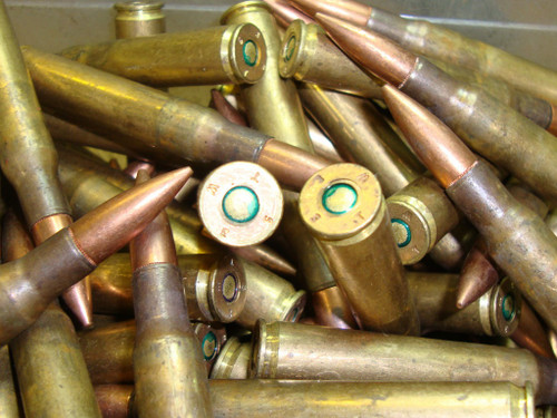 30-06 M2 150gr FMJ Ball Twin Cities <br>USGI 1950s<br>100rd Lots <br>NON-Corrosive / Boxer Primed Reloadable