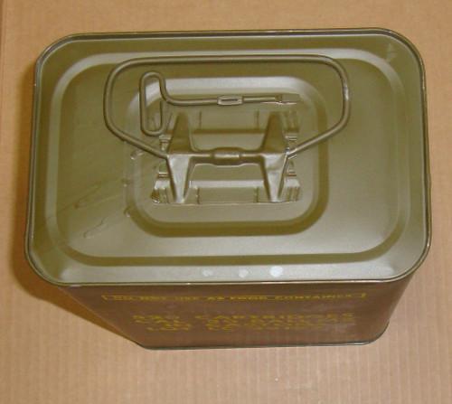 30-06 M2 150gr FMJ Ball Lake City <br>USGI LC 1952<br>520rd Spam Can<br>NON-Corrosive / Boxer Primed Reloadable