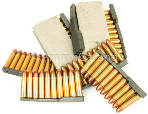 .30 M1 Carbine USGI Lake City 1952 in Stripper Clips 50rd Lot
