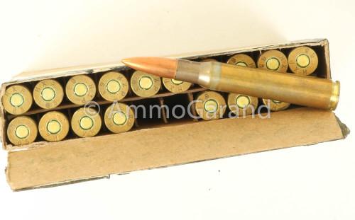 30-06 M2 150gr FMJ Ball Greek HXP 20rd Box