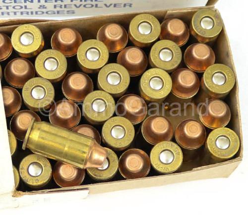 .45 ACP Super-Match Western ammo 185gr FMC 50rd Box