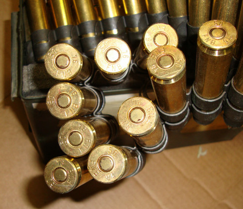 .50 BMG Blanks 100 Round Cans Linked FN 1994 Production