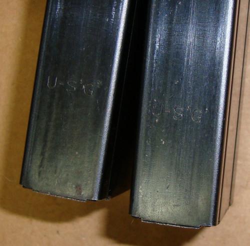 M1 Carbine 15rd Magazine Saginaw Gear U-S'G' Coded Type I Base