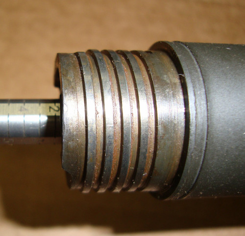 M1 Garand Barrel Springfield June 1946 ME 0.2 TE 2.0(-)