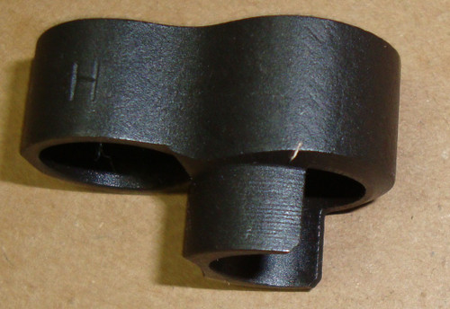 M1 Garand Beveled Gas Cylinder Lock Springfield Late WWII H Coded