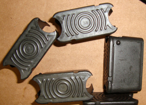 M1 Garand 8rd Clips WWII / Post War Production Small SA Coded (Springfield)