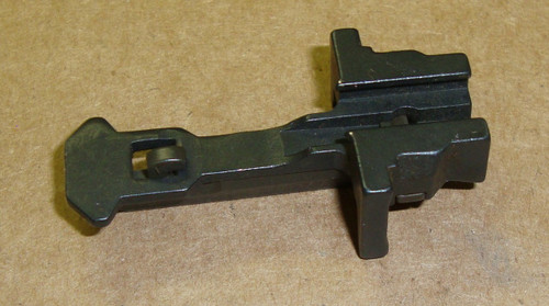 M1 Garand IHC Follower and Slide Assembly F Letter Coded International Harvester Late Production Use