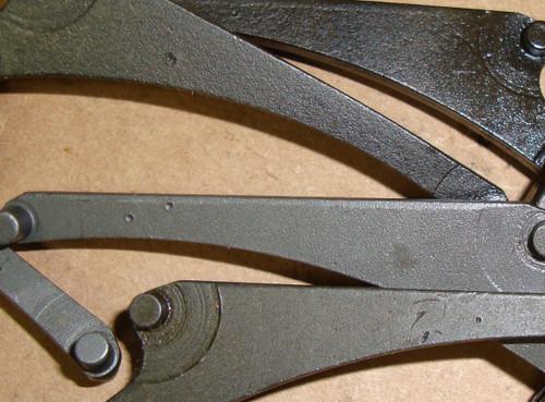 M1 Garand Follower Arm HRA USGI Harrington & Richardson Early w/ Rounds & Punch