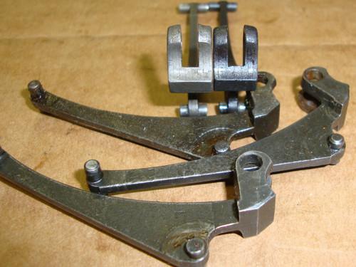 "M1 Garand Follower Arm IHC ""Chocalate Chip"" Early use Post WWII"