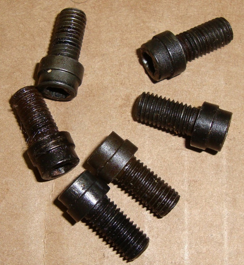 M1 Garand Front Sight Screws Early Recessed for Seal Cap A Marked WRA / SA Use