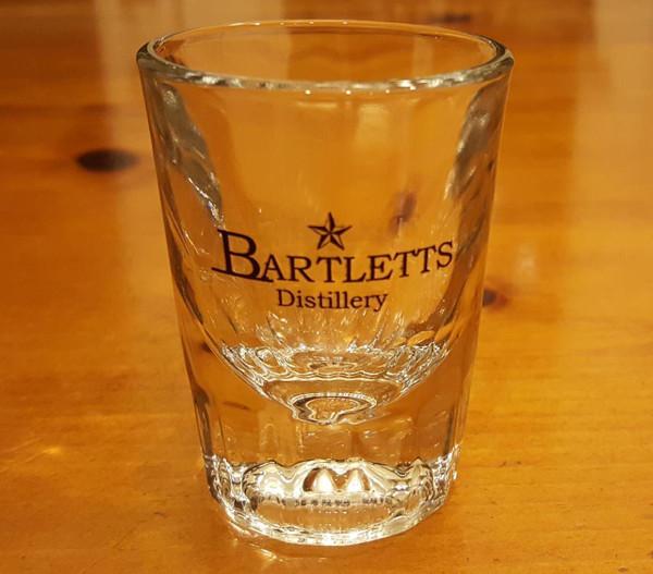 Bartletts Shot Glass