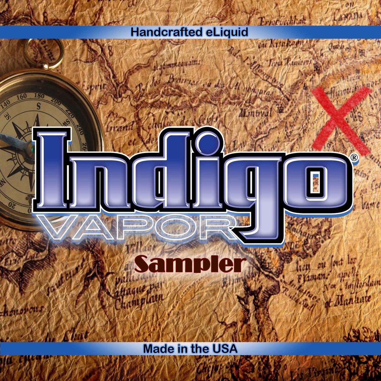 Indigo Sampler