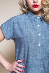 Kalle Shirt & Shirtdress by Closet Core Patterns | Blackbird Fabrics