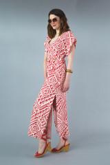 Charlie Caftan by Closet Core Patterns | Blackbird Fabrics