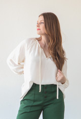 Roscoe Blouse & Dress by True Bias | Blackbird Fabrics
