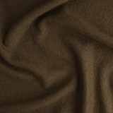 Boiled Wool & Viscose - Bark | Blackbird Fabrics
