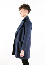 Yates Coat  by Grainline Studio | Blackbird Fabrics