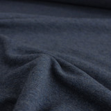 Bamboo & Cotton French Terry - Heather Lake | Blackbird Fabrics