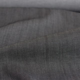 9.25oz Tencel & Cotton S-Gene Stretch Denim - Charcoal | Blackbird Fabrics