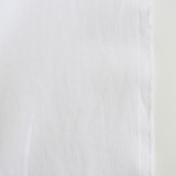 10oz Cotton Denim - White   Blackbird Fabrics