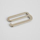 Metal G-Hook - Silver | Blackbird Fabrics