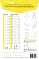 Jenny Overalls & Trousers by Closet Case Patterns   Blackbird Fabrics