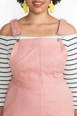 Jenny Overalls & Trousers by Closet Core Patterns | Blackbird Fabrics