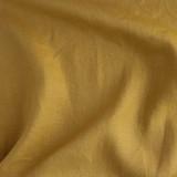 7oz Linen - Mustard | Blackbird Fabrics