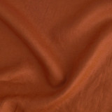 7oz Linen - Rust   Blackbird Fabrics