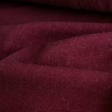 Viscose Linen Noil - Burgundy   Blackbird Fabrics