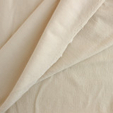 Tencel & Organic Cotton French Terry - Ecru | Blackbird Fabrics