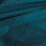 Tencel & Organic Cotton French Terry - Teal | Blackbird Fabrics