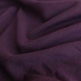 Tencel & Organic Cotton French Terry - Plum | Blackbird Fabrics
