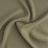 Cupro Linen & Tencel Slub - Light Olive | Blackbird Fabrics