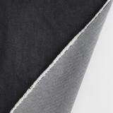 12oz Cotton & Lyocell Non-Stretch Denim - Dark Indigo | Blackbird Fabrics