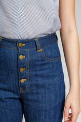 Dawn Jeans | Blackbird Fabrics