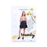 Brumby Skirt by Megan Nielsen   Blackbird Fabrics