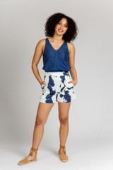 Flint Pants & Shorts by Megan Nielsen | Blackbird Fabrics