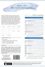Flint Pants & Shorts by Megan Nielsen | Blackbird Fabrics