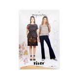 River Dress & Top by Megan Nielsen   Blackbird Fabrics