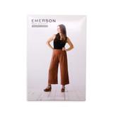 Emerson Pant & Short by True Bias | Blackbird Fabrics