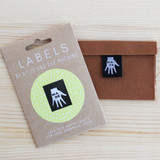 HANDMADE Woven Labels by Kylie and the Machine   Blackbird Fabrics