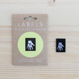 HANDMADE Woven Labels by Kylie and the Machine | Blackbird Fabrics