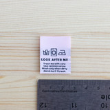 LOOK AFTER ME Woven Labels by Kylie and the Machine | Blackbird Fabrics