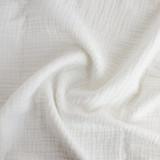 Cotton Double Gauze - Ivory | Blackbird Fabrics