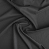 Lightweight Fusible Interfacing - Black | Blackbird Fabrics