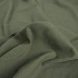 100% Organic Cotton Jersey Knit - Sage | Blackbird Fabrics