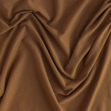 100% Organic Cotton Jersey Knit - Nutmeg | Blackbird Fabrics